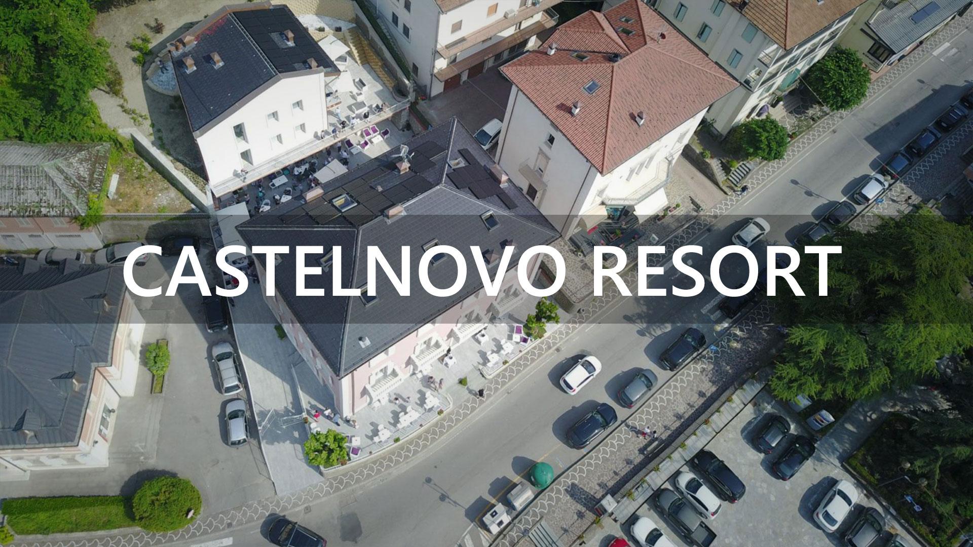 Home Slide Castelnovo Resort