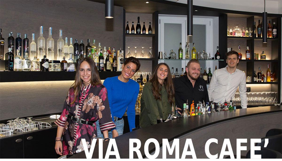 viaRomaCafe
